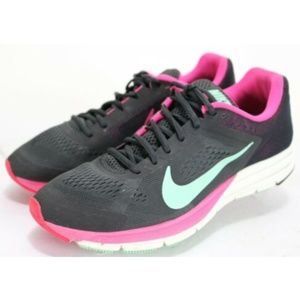 Nike ZOOM Structure 17 Women's Running Shoes Sz 11